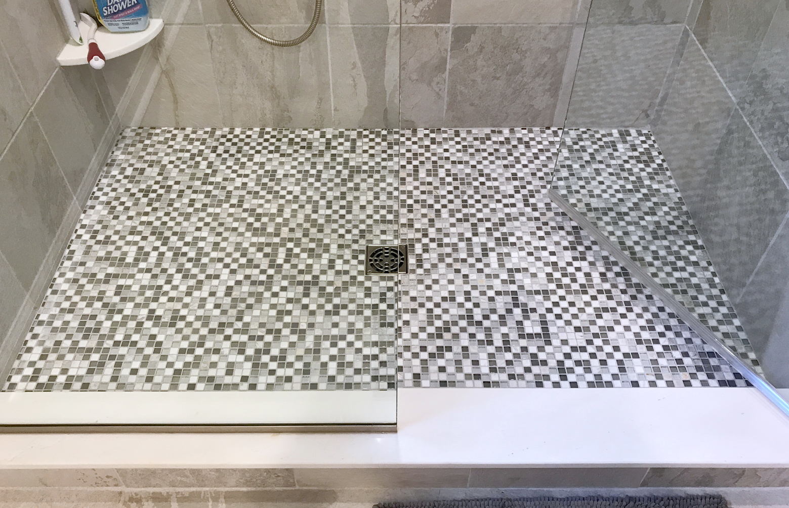canada new eyagci by mia shower in bishop tan pebble book of com floor border tiles bathroom floors tile remodel flooring sliced white and model traveritne